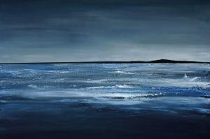 Blue Horizon by Earl Kaminsky