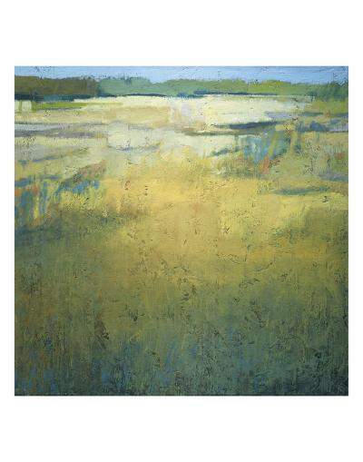 Early at the Marsh-Jeannie Sellmer-Art Print