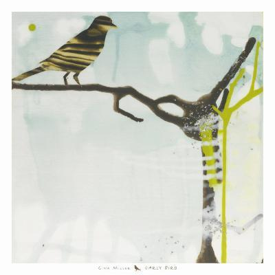 Early Bird-Gina Miller-Art Print