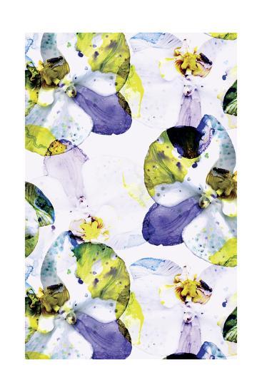 Early Bloom Vol II-Cayena Blanca-Giclee Print