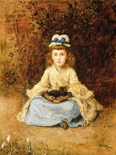 Early Days, 1873-John Everett Millais-Giclee Print