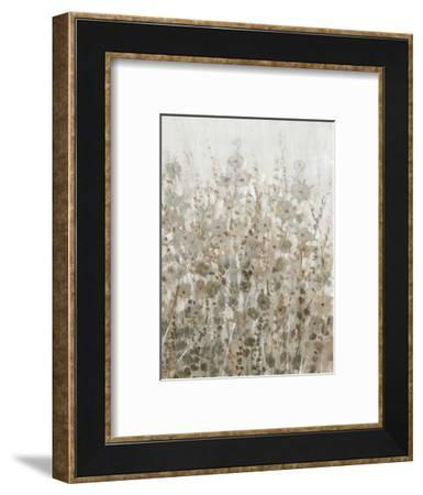Early Fall Flowers II-Tim O'Toole-Framed Art Print