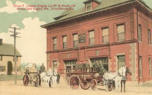 Early Fire Equipment, Providence, Rhode Island