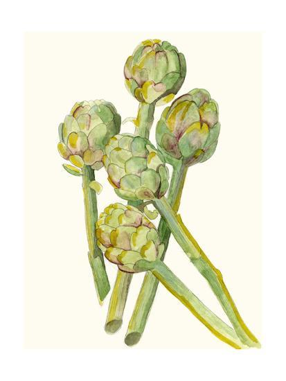Early Harvest I-Alicia Ludwig-Art Print