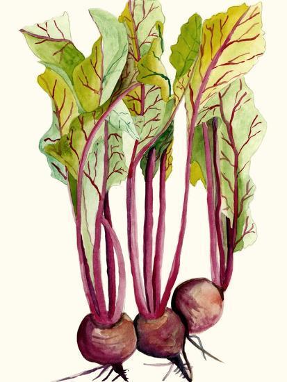 Early Harvest II-Alicia Ludwig-Art Print