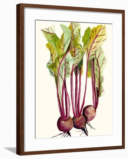Early Harvest II-Alicia Ludwig-Framed Art Print