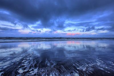 Early Morning Beach Design, Cannon Beach, Oregon Coast-Vincent James-Photographic Print