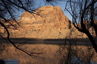Early Morning Light Along the Colorado River Near Moab, Utah-Scott S^ Warren-Photographic Print