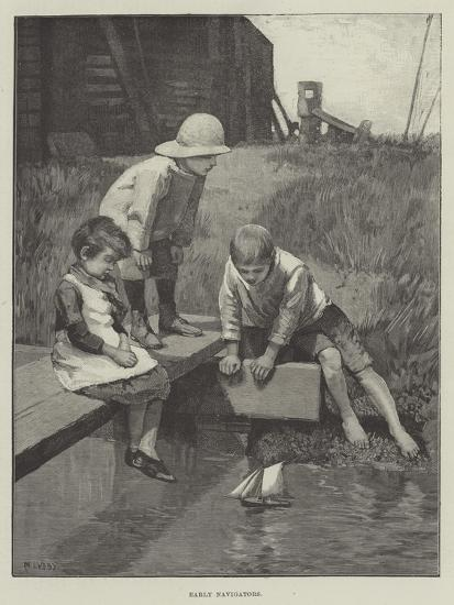 Early Navigators--Giclee Print