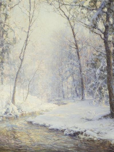 Early Snow-Walter Launt Palmer-Giclee Print