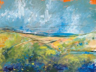 Early Spring Days-Jan Weiss-Art Print