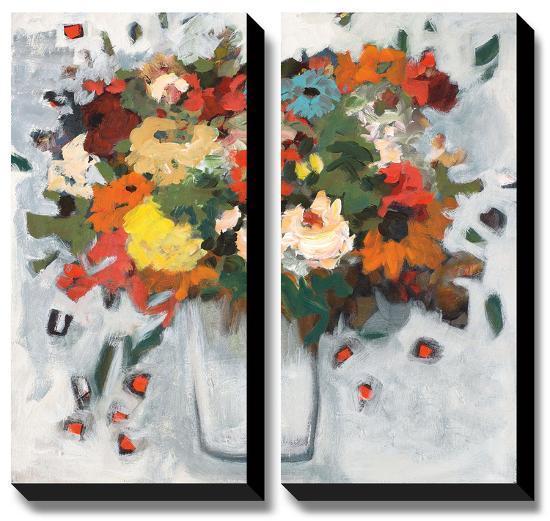 Early Spring II-Jennifer Harwood-Canvas Art Set
