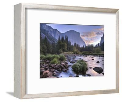 Early Sunrise, Yosemite, California, USA-Tom Norring-Framed Premium Photographic Print