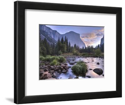 Early Sunrise, Yosemite, California, USA-Tom Norring-Framed Photographic Print