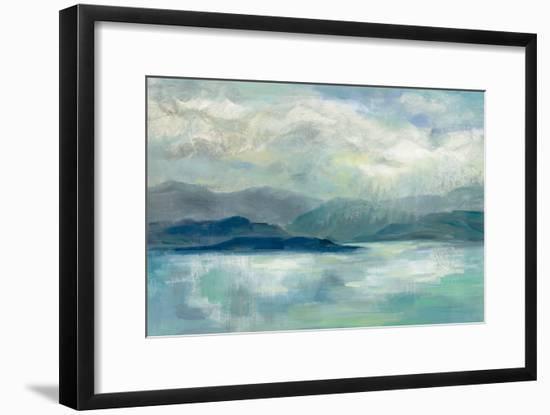 Early Sunrise-Silvia Vassileva-Framed Art Print