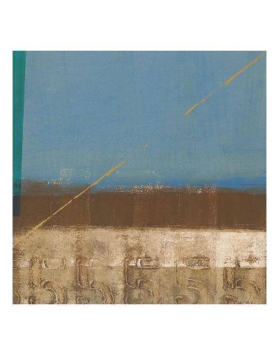 Earth and Sky IV-Leo Burns-Art Print