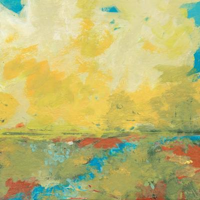 Earth and Sky-Jan Weiss-Art Print