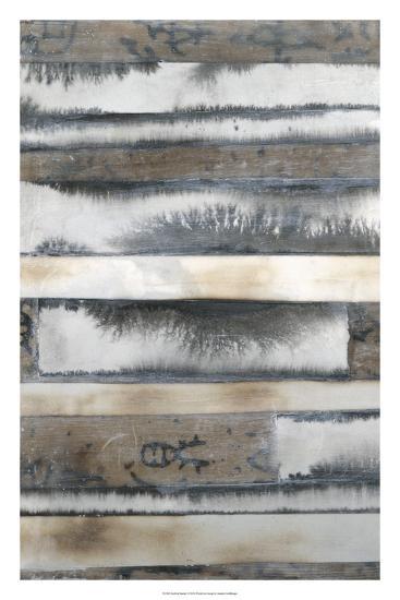 Earth and Smoke I-Jennifer Goldberger-Premium Giclee Print