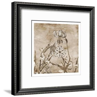 Earth Balance 2-Sheldon Lewis-Framed Art Print