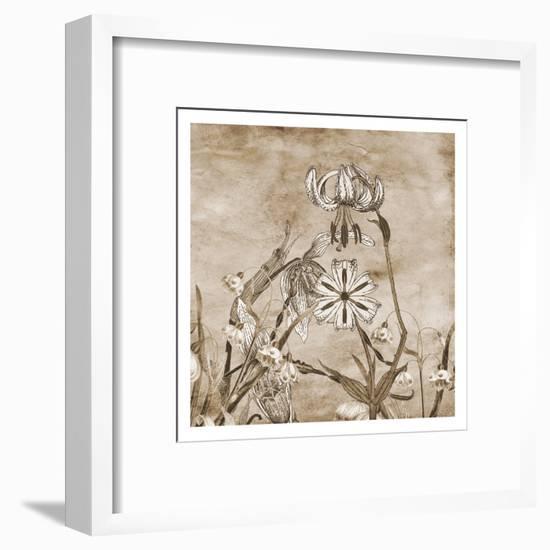 Earth Balance 2-Sheldon Lewis-Framed Art Print