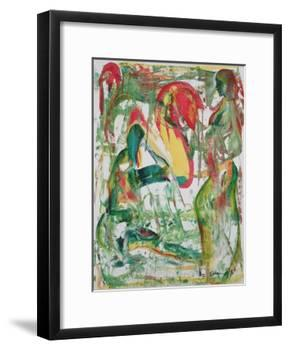 Earth Crisis, 2007-Ikahl Beckford-Framed Giclee Print