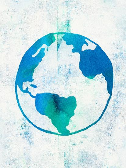 Earth Day-Leah Flores-Art Print