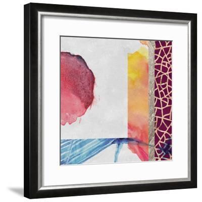 Earth Glows 1-Louis Duncan-He-Framed Art Print