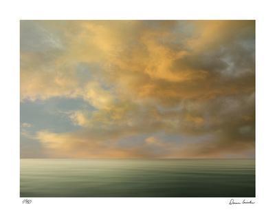 Earth Horizon I-Donna Geissler-Giclee Print