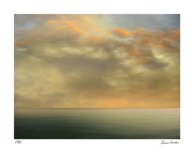 Earth Horizon II-Donna Geissler-Giclee Print