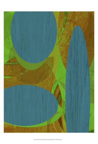Earth I-Ricki Mountain-Art Print