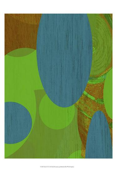 Earth II-Ricki Mountain-Art Print