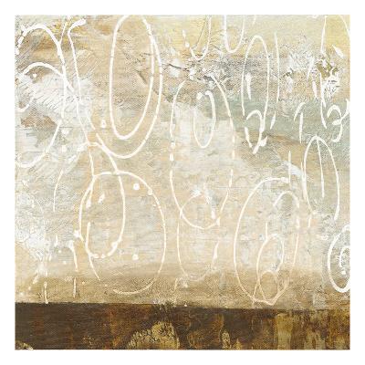 Earth Layers II-Selina Werbelow-Art Print