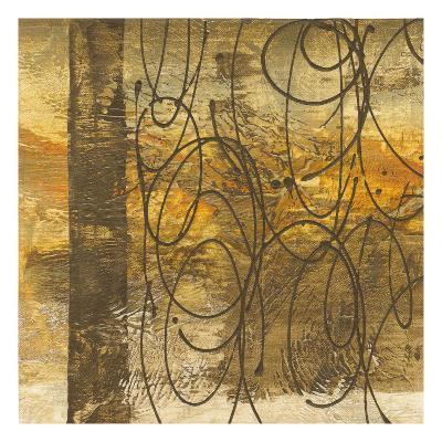 Earth Layers V-Selina Werbelow-Art Print