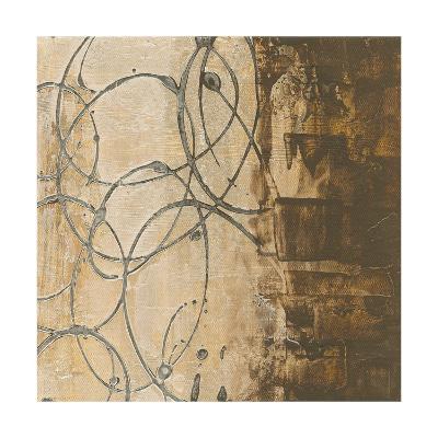 Earth's Layer's VIII-Selina Werbelow-Art Print
