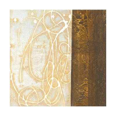 Earth's Layers IV-Selina Werbelow-Art Print