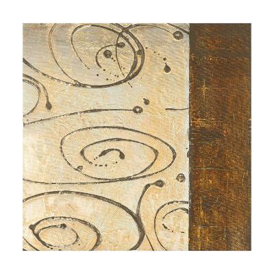 Earth's Layers IX-Selina Werbelow-Art Print