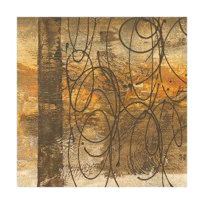Earth's Layers V-Selina Werbelow-Art Print