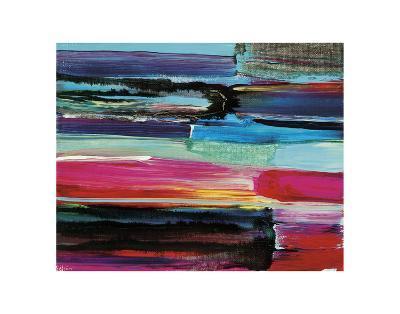 Earth?s Rainbow Remembered No. 11-Joan Davis-Art Print