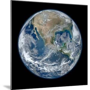 Earth Taken From Suomi NPP, NASA's Earth-observing Satellite