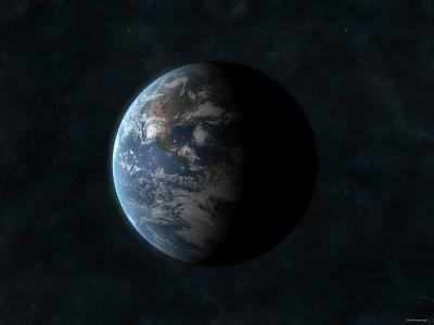 Earth-Stocktrek Images-Photographic Print
