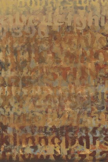 Earthen Language II-Norman Wyatt Jr^-Art Print