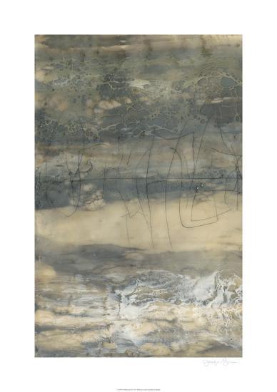 Earthen Lines I-Jennifer Goldberger-Limited Edition