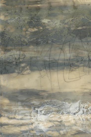 Earthen Lines I-Jennifer Goldberger-Premium Giclee Print