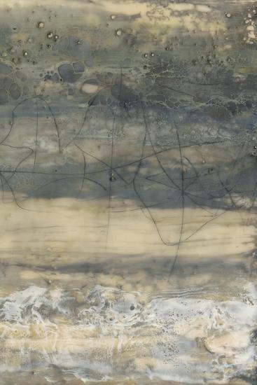 Earthen Lines II-Jennifer Goldberger-Premium Giclee Print