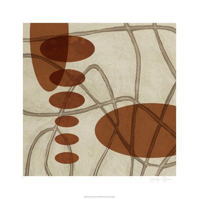 Earthen Ovals I-Jennifer Goldberger-Limited Edition