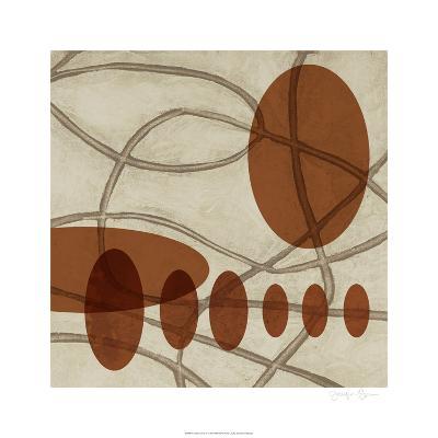Earthen Ovals II-Jennifer Goldberger-Limited Edition