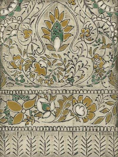 Earthenware Floral II-Chariklia Zarris-Art Print