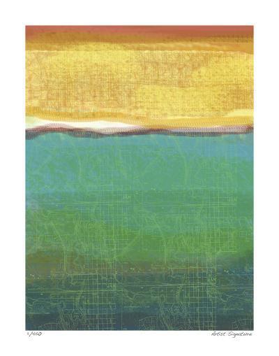 Earthly Origin I-Jan Weiss-Giclee Print
