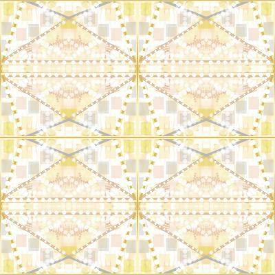 Earthy Dots and Squares-Deanna Tolliver-Giclee Print
