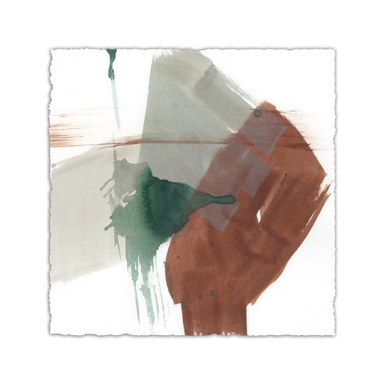 Earthy Gestures V-Jennifer Goldberger-Limited Edition